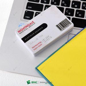 in thẻ nhựa chất lượng cao tại Hà Nội