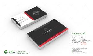 in name card giao hàng toàn quốc