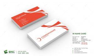 name card công ty